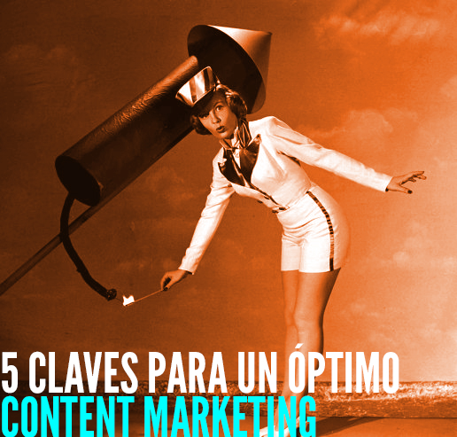 claves para un optimo content marketing casa del media