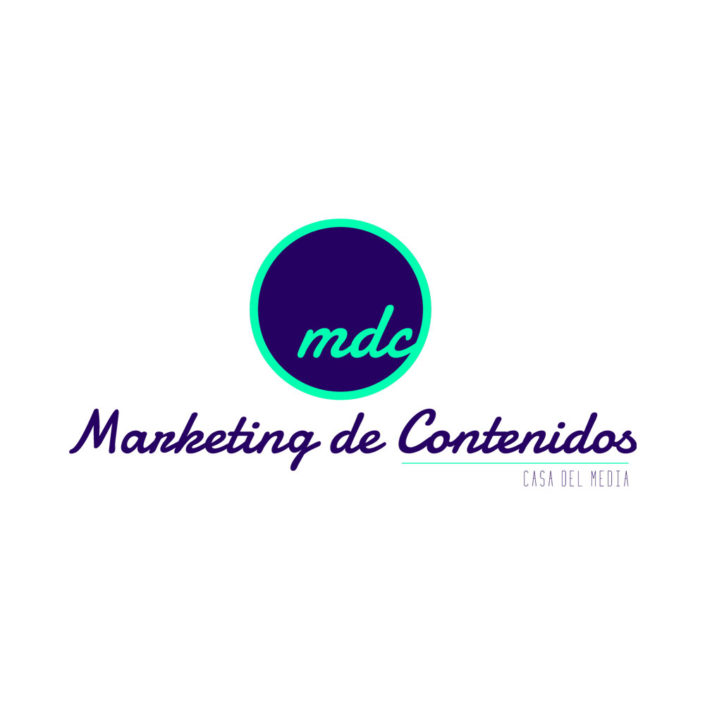marketing de contenidos logo casa del media