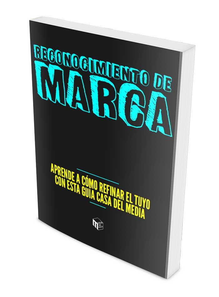 reconocimiento de marca e-book casa del media colombia